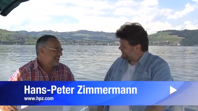 Small Business Talk mit Hans-Peter Zimmermann und Frank Jüstel