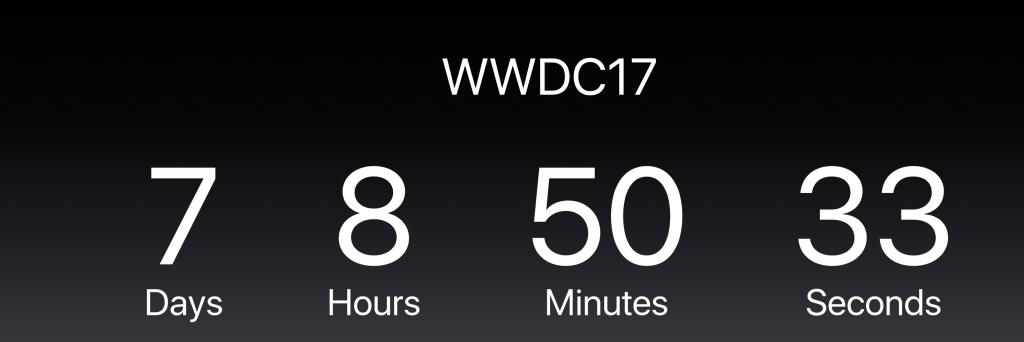 7 Tage, 8 Stunden, 50 Minuten und 33 Sekunden